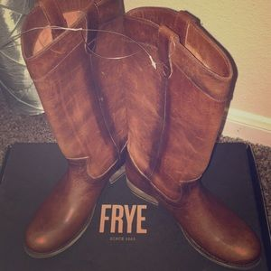 Frye Boots - Brand New!!!